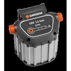 Аккумулятор Gardena литий-ионный BLi-18/2,6Ач