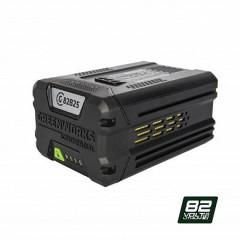 Аккумулятор GreenWorks G82B2, 82V, 2,5 А.ч, Li-ion