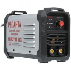 Сварочный аппарат Ресанта САИ 220Т LUX инверторный доп.функция ArcForce, Antistick, HOT START