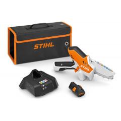 """Аккумуляторная пила Stihl GTA 26 SET 1,1-1/4""""(PM3) в комплекте с AS 2 и ЗУ AL 10"""