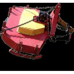 Косилка КТМ-2 роторная (ширина захвата 740мм, произв.1600-2000 м/кв/ч)-газонокосилка минитракторная