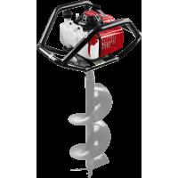 Мотобур ЗУБР МБ2-300 без шнека 2,4кВт, 71 см3, 8800об/мин